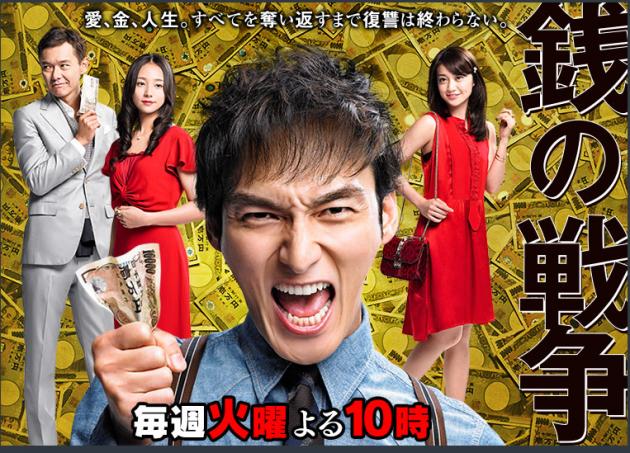 銭の戦争   関西テレビ放送 KTV