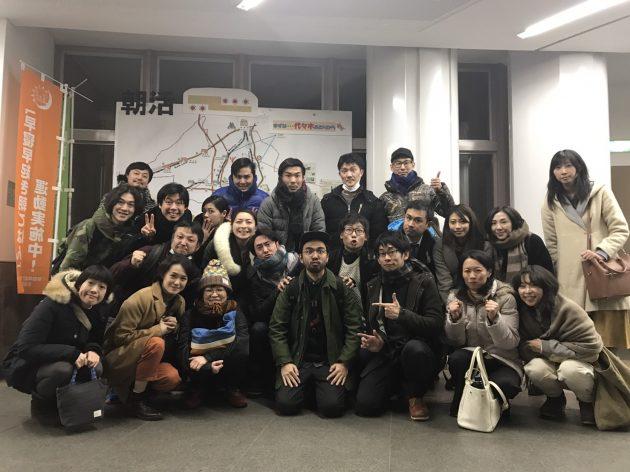 ECHOES エコーズ 日本人部ワークショップ 畔柳恵輔